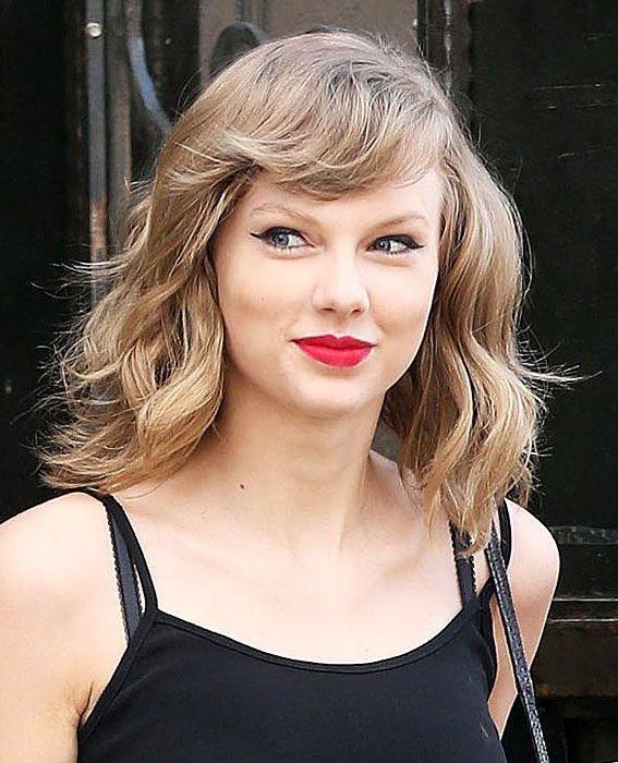 Taylor Swift Short Hair Style Tutorial Taylor Swift Photo 2016